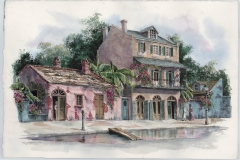 Creole Townhouse-A